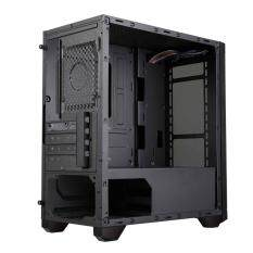 T1G PRO Excellent Mirco ATX Gaming PC Chassis (Free Fan x 3 units) By Armaggeddon Malaysia