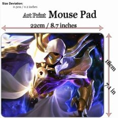Art Print Game Mouse Pad Mat (22*18cm) for League Of Legends LOL 272 Cosmic Reaver Kassadin Malaysia