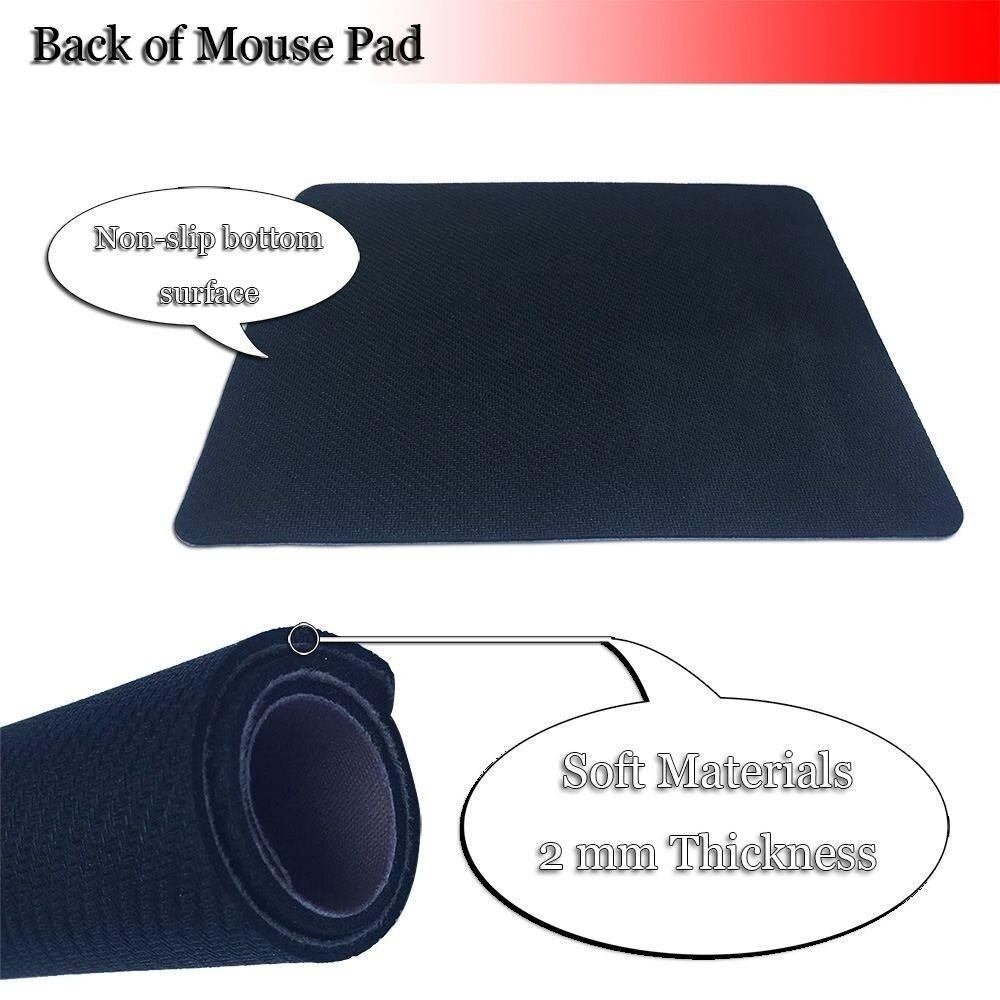 Art Print Mouse Pad Mat (22*18cm) for Movie M379 How I Met Your  Mother