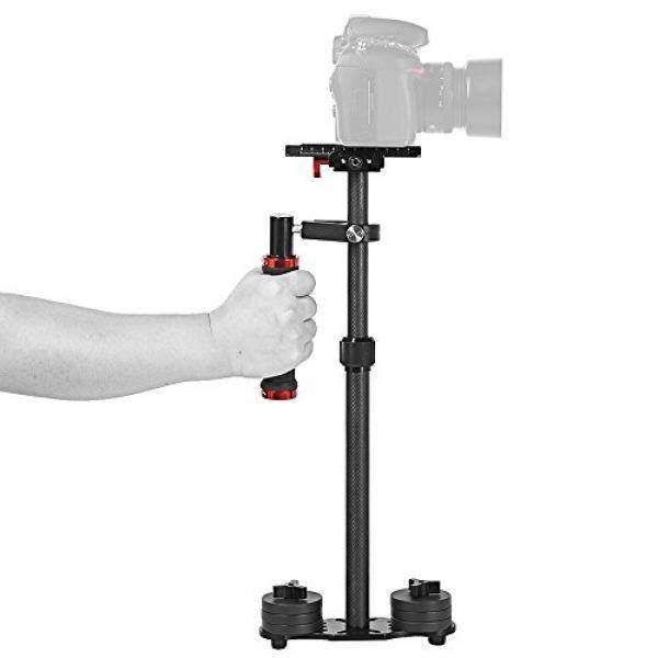 Rp 3.858.000. ASHANKS Carbon Fiber 57CM/22.4 Handheld Steadycam Stabilizer For DSLR Steadicam Canon Sony Nikon GoPro ...