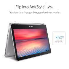 ASUS Chromebook Flip C302CA-DHM4 12.5-Inch Touchscreen Intel Core m3 with 64GB storage and 4GB RAM Malaysia