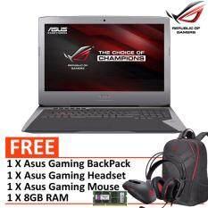 Asus ROG G752V-YGC192T I7-6700HQ/2 X 8GB/128GB SSD+1TB/17.3/NVIDIA GTX980 4GB/W10 Malaysia