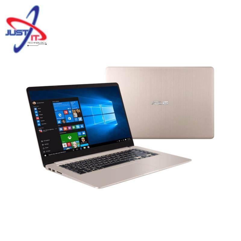 ASUS S510U-QBQ387T I5-7200U 4GD4 1TB NV940MX 2GD5 WIN10H (GOLD) FREE ASUS LAPTOP BAG Malaysia