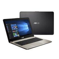 Asus VivoBook Max X441N-AGA139T 14 Laptop (BLACK) N3350/4GB/500GB/Intel/W10 Malaysia