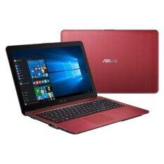 Asus VivoBook Max X441N-AGA140T 14 Laptop (RED) N3350/4GB/500GB/Intel/W10 Malaysia
