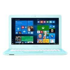 Asus VivoBook Max X441N-AGA142T 14 Laptop Aqua Blue (N3350, 4GB, 500GB, Intel, W10) Malaysia