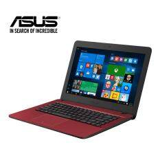 Asus Vivobook Max X441N-AGA278T Laptop(Pentium N4200/4GB D3/500GB/Intel Graphic/14˝HD/W10) Red Malaysia