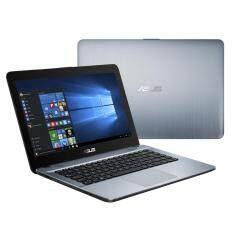 Asus VivoBook Max X441U-VWX159T 14 Laptop Silver ( i3-6006u, 4GB, 1TB, GT920MX 2GB, W10H ) Malaysia