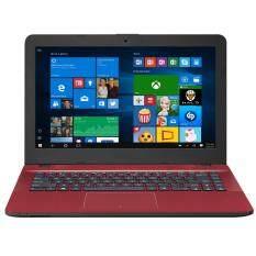 Asus VivoBook Max X441U-VWX160T 14 Laptop Red ( i3-6006u, 4GB, 1TB, GT920MX 2GB, W10H ) Malaysia
