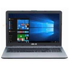 Asus Vivobook Max X541U-VXX1463T 15.6 Laptop Silver (i3-6100U, 4GB, 1TB, GT920MX 2GB, W10) Malaysia