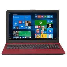 Asus Vivobook Max X541U-VXX1464T 15.6 Laptop Red (i3-6100U, 4GB, 1TB, GT920MX 2GB, W10) Malaysia