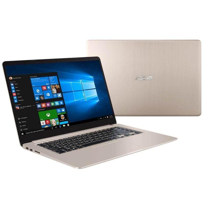 Asus Vivobook S15 S510U-QBQ620T 15.6 FHD Laptop Gold ( i5-8250u, 4GB, 1TB, GT940MX 2GB, W10H ) Malaysia