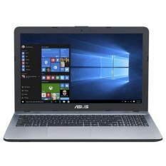 ASUS VIVOBOOK X441N-AGA141T -SILVER (N3350/4GB/500GB/14/W10/1YR) FREE:BAG Malaysia