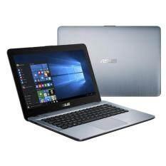 Asus VivoBook X441N-AGA279T 14 Laptop Silver (N4200, 4GB, 500GB, Intel, W10) Malaysia