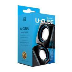 Audiobox U-Cube Clear Loud PC Speaker 2.0 Malaysia
