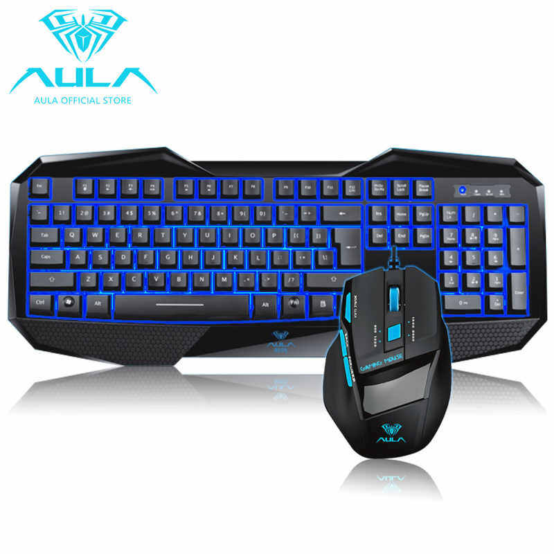 Nicetech AULA KILLING THE SOUL REHEAD Crossfire Aula Gaming Combo Singapore