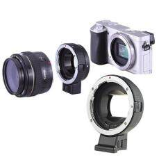 Auto-Focus Mount Adapter EF-NEX for Canon EF to Sony NEX Mount