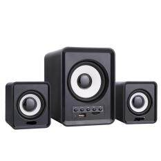 AV LAB U2 USB 2.1 Multimedia Portable Speaker (BLACK) Malaysia