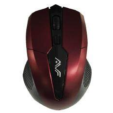 AVF AM3G 2.4G Wireless Optical Mouse (1600dpi) - Black/ Red/ Blue color Malaysia
