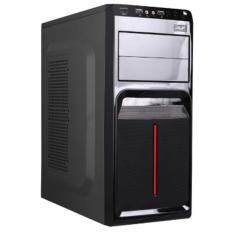 AVF Classique Series ACCS560-BR  (Red) ATX Casing with 500W Power Supply Malaysia