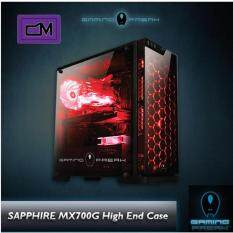 AVF Gaming Freak ATX MX700G SAPPHIER Tempered Glass Gaming Chassis Malaysia