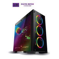 AVF GAMING FREAK GFG-900G SPACEGATE TEMPERED GLASS ATX CASING Malaysia