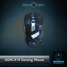 AVF Gaming Freak 6D Gaming Laser Mouse (AGM-X10) Malaysia