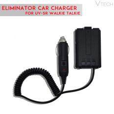 Baofeng Battery Eliminator Car Charger For Portable Radio Uv 5r Uv