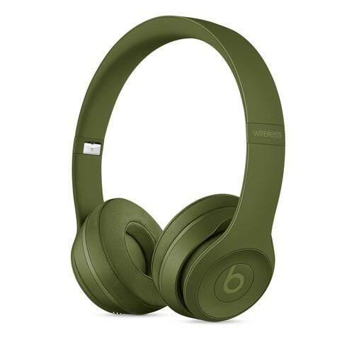 Retail Price Beats Solo3 Wireless On Ear Headphones Turf Green Intl