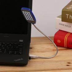 Bảng giá Belle Bright 28 LED USB Mini Light Flexible Computer Lamp Laptop PC Desk Reading blue Phong Vũ