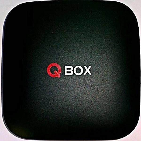 BESTSELLER2016 QBOX 千网盒子 Unblocked tv box 4K Android 6 Smart TV BOX [2GB/16GB] Amlogic S905 2.4G/5.0G Dual Band Wifi Support 3D 4K UHD Smart TV Box Bluetooth 微信BANWU5555 - intl