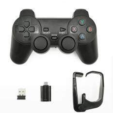 BH 2.4G Wireless Joypad Game Controller with Bracket for Android Phone/PC/PS3/TV Box Models Micro USB