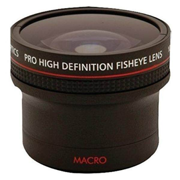 Digital Besar 0.18x Ultra-Wide Lensa Mata Ikan dengan Macro untuk Nikon D3100, D3200, D3300, D5000, d5100, D5200, D5300, D5500, D7000, D7100, D7200, D90, D300, D500, d600, D610, D700, D750, D800, D810-Intl