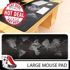 Big Size Gaming World Map/Anime/Cartoon Mouse Pad Mousepad for Dota LOL CS GO Malaysia