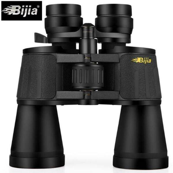 Ziokec BIJIA 10-120X80 Professional Zoom Optical Binoculars Night Vision Waterproof Telescope for Travel Concert