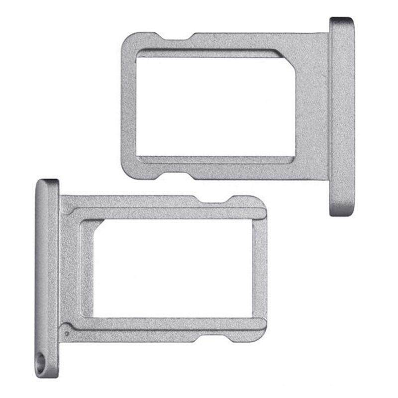 Black Space Grey Nano SIM Card Tray Holder Replacement Part for iPad Pro 9.7 - intl