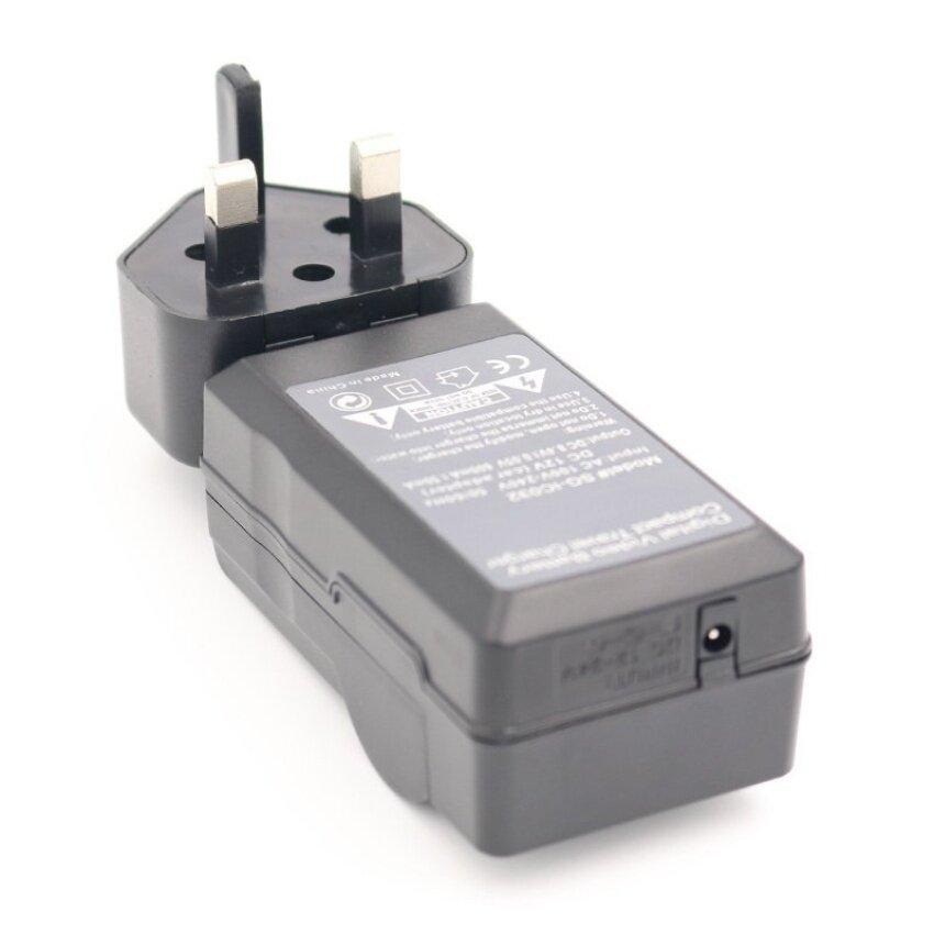 BLM-1 PS-BLM1 Pengisi Daya Baterai untuk Olympus E510 E520 E500E300Digital Kamera AC + DC + Mobil-Intl