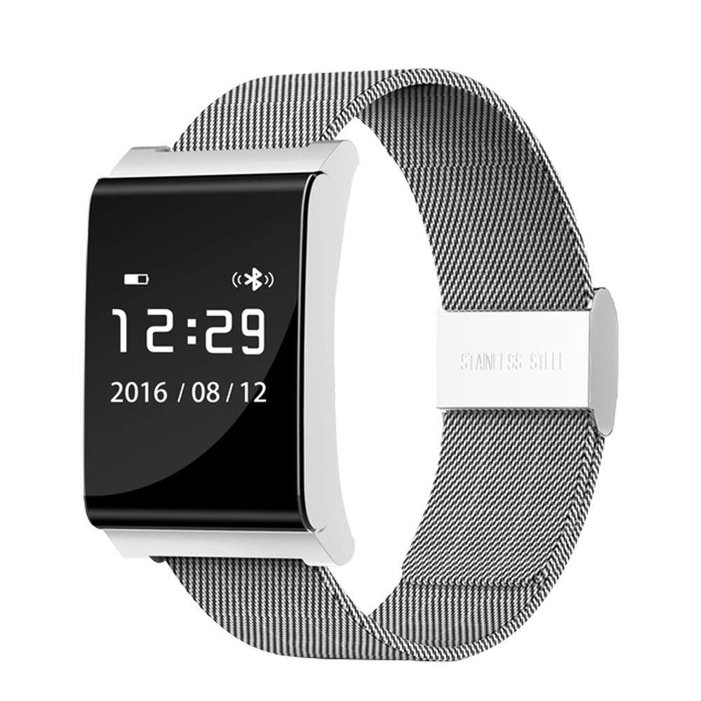 lvy zheng store X9 Plus Blood Oxygen Smart Wristband Heart Rate Blood Pressure Monitor Smart Bracelet Smart Band Support IP67 Waterproof for IOS and ...