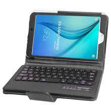 Bluesky Removable Wireless Bluetooth Keyboard Case for Samsung Galaxy Tab A  Black