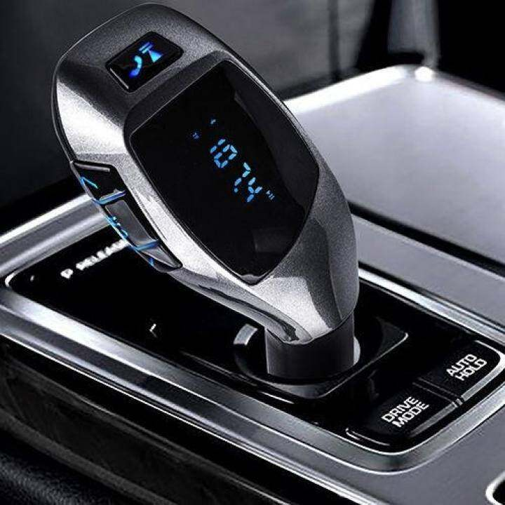 vanpie bluetooth car kit wireless fm transmitter radio. Black Bedroom Furniture Sets. Home Design Ideas