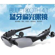 Bluetoothsunglasses Portable Bluetooth Glasses Sunglasses Bluetooth Headset Player Sunglasses Headset By Ling Feng Electronics.