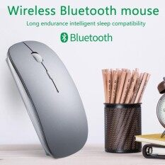 Bluetooth Mouse V4.0 Optical Gaming Mouse Rechargeable for Macbook Air/pro Max OS
