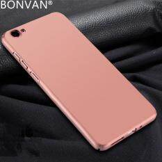 Rp 50.000. BONVAN Hard PC Phone Shell Back Cover Anti-fingerprint Scrub Matte Case for Vivo Y55 / Y55sIDR50000