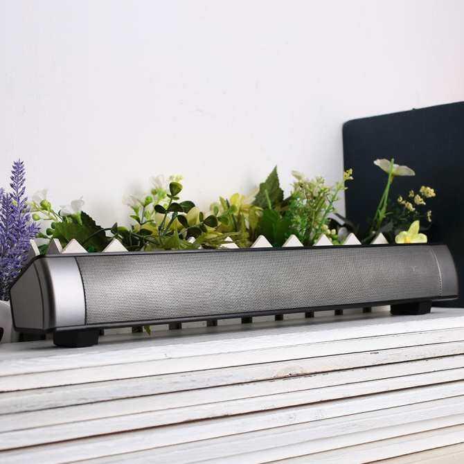 BOOM-Bluetooth 4.1 Sound Bar Handsfree Speaker Subwoofer Home Theater Soundbar