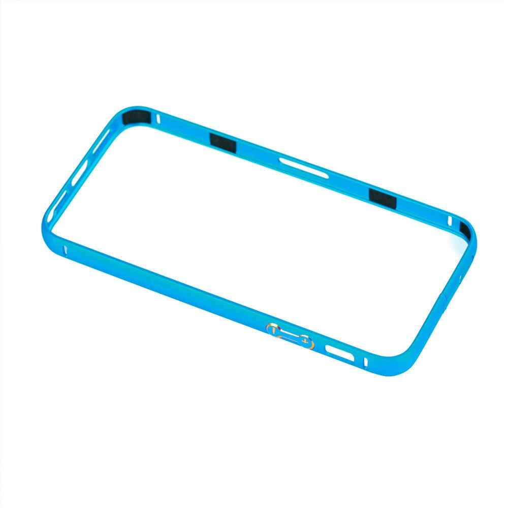 TOMSOO Border Aluminium alloy Metal Bumper Case for iPhone5 -5PCS Highest - intl