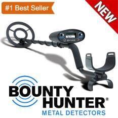 Bounty Hunter Tk4 Tracker Iv Metal Detector - Made In U.s.a By Three Flag.