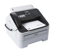 Brother Fax-2840 Fax2840 Laser Fax Machine (3 Years On-Site Warranty) By Palsmart.