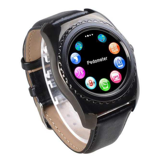 Beli 1 Gratis 1, bluetooth Smartwatch Arloji Cerdas GSM untuk Android IOS Fastion Kualitas Bluetooth Sepenuhnya Kompatibel dengan Andrews Smartphone-Intl