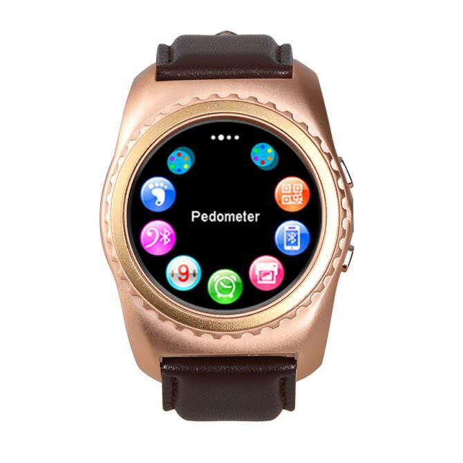 Beli 1 Gratis 1, bluetooth Smartwatch Arloji Cerdas GSM untuk Android IOS Fastion Kualitas Bluetooth Sepenuhnya Kompatibel dengan Andrews Smartphone