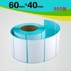 Byt 60*40mm 800pcs/roll Barcode Price Label Thermal Sensitive Printer Self Adhesive Sticker By Buyite Store.